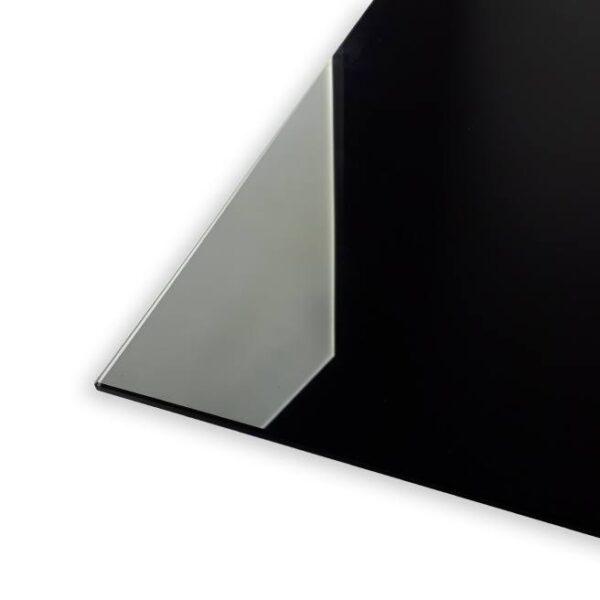 BVF BG 800W fekete üveg infrapanel