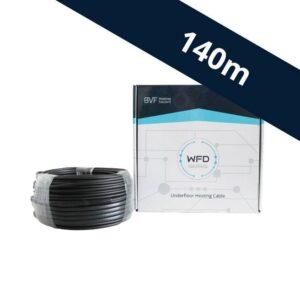 WFD 10 fűtőkábel 140m