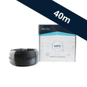 WFD 10 fűtőkábel 40m