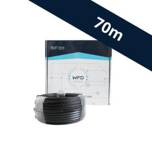 BVF WFD 20 fűtőkábel – 90m 1800W
