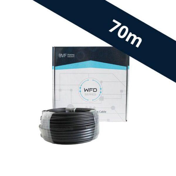 WFD 20 fűtőkábel 70m