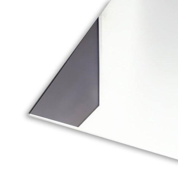 BVF WG 800W fehér üveg infrapanel