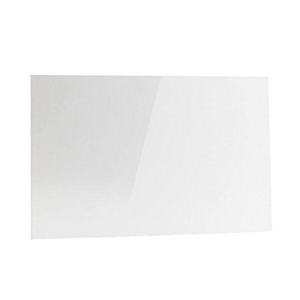 BVF WG 600W fehér üveg infrapanel