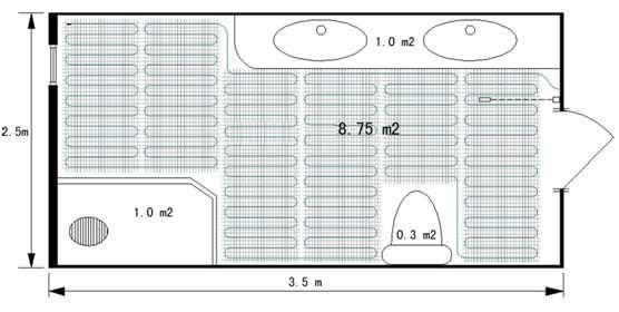 BVF H-MAT 150-4.5 m2
