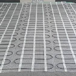 BVF H-MAT fűtőszőnyeg telepítése