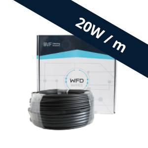 BVF WFD fűtőkábel 20W/m