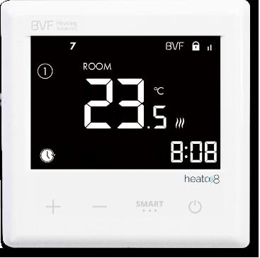 heato wifi termosztát