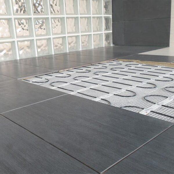 Elektromos padlófűtés járólap alá