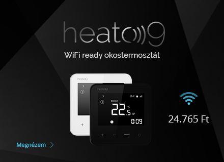 BVF Heato9 wifi ready okostermosztát