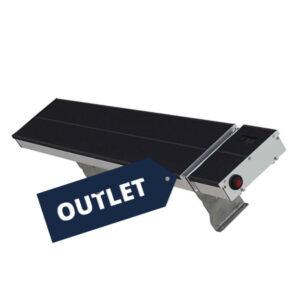 BVF R-10 infra sötétsugárzó - outlet termék