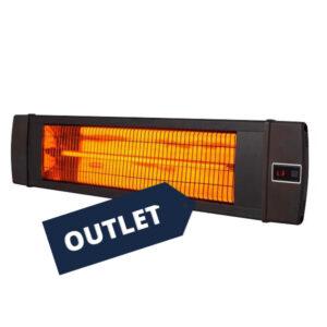 BVF Remina infrasugárzó - outlet termék