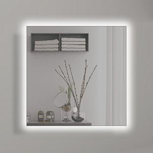 BVF Adelig tükör LED világítással