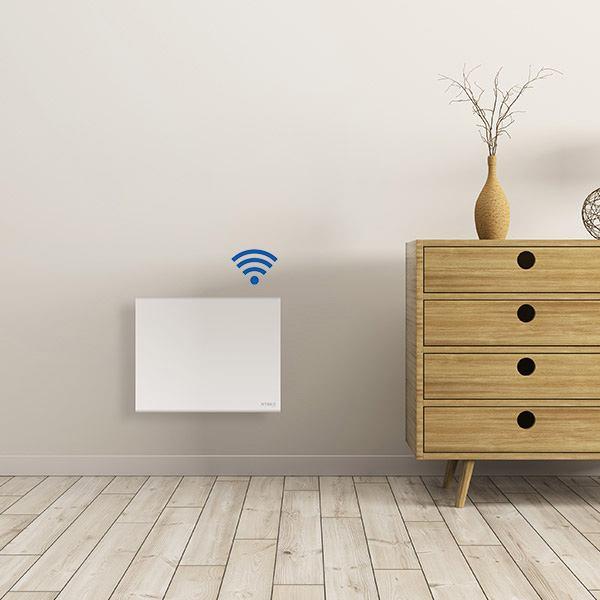 BVF Nybro 500W fűtőpanel wifi vezérléssel